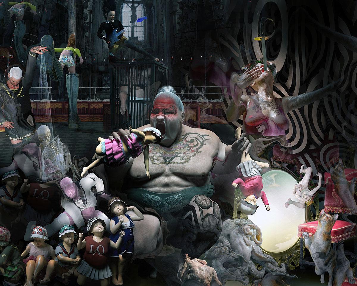 Le Petit Poucet, opéra rock - Hop-o'-My-Thumb , rock opera